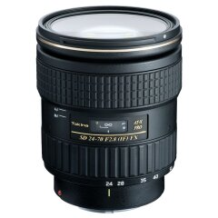 Tokina 24-70mm f/2.8 AT-X Pro FX - Canon