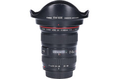 Tweedehands Canon EF 17-40mm f/4.0L USM Sn.:CM6337