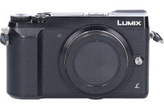 Tweedehands Panasonic DMC-GX80 Body Zwart CM8328