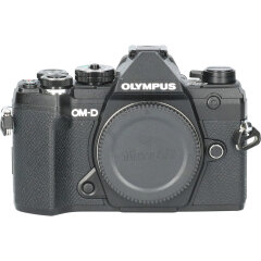 Tweedehands Olympus OM-D E-M5 Mark III Body Zwart CM3988