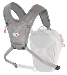 Clik Elite CE408GR Sport Harness grey