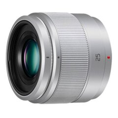 Panasonic Lumix G 25mm f/1.7 - Zilver