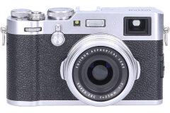 Tweedehands Fujifilm FinePix X100F Zilver CM8680
