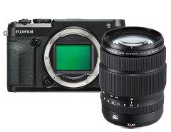 Fujifilm GFX 50R + GF 32-64mm