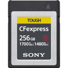 Sony CFexpress Type B 256GB R1700/W1480