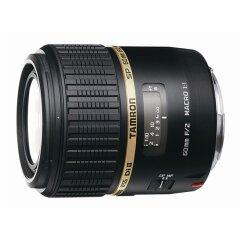 Tamron 60mm f/2.0 SP Di II Macro 1:1 Canon