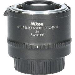 Tweedehands Nikon TC-20E III alleen voor AF-S objectieven CM3543