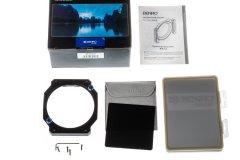 Benro 100mm Filtersysteem Filterkit grijsfilter - 10 stops