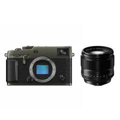 Fujifilm X-Pro3 Titan Dura Zwart + XF 56mm f/1.2 R