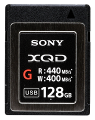 Sony XQD High Speed 120GB R440 W400