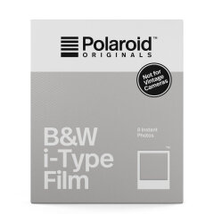 Polaroid Originals B&W instant film for I-type