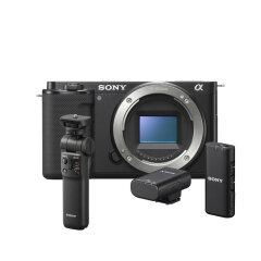 Sony ZV-E10 + GP-VPT2BT + ECM-W2BT
