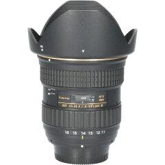 Tweedehands Tokina 11-16mm f/2.8 AT-X Pro DX II - Nikon CM2087
