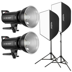 Godox SK400ll duo kit