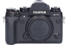 Tweedehands Fujifilm X-T1 Zwart - Body Sn.:CM5949