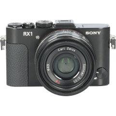 Tweedehands Sony DSC-RX1 Zwart CM1490