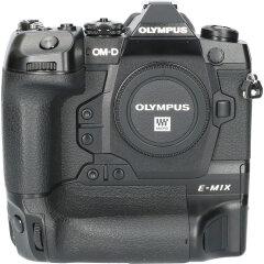 Tweedehands Olympus OM-D E-M1X Body Zwart CM1470