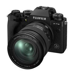 Fujifilm X-T4 Zwart + XF 16-80mm