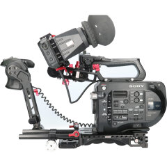 Tweedehands Sony PXW-FS7 4K Pro Videocamera CM3436
