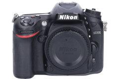 Tweedehands Nikon D7200 Body Sn.:CM6844