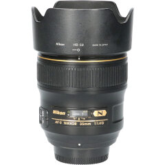 Tweedehands Nikon AF-S 35mm f/1.4G CM0755