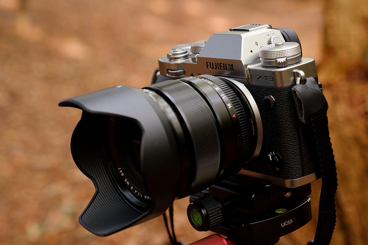 review Fujifilm X-T3