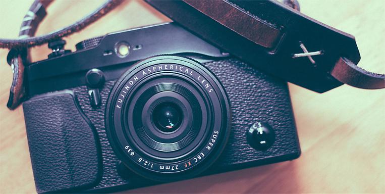 Fujifilm XF 27mm f/2.8 PH - Zwart
