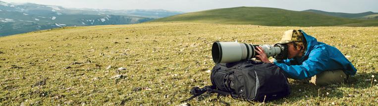 LowePro Lens Trekker 600 AW III black